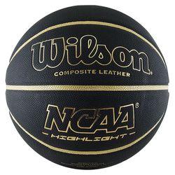 Мяч баскетбольный  #7 NCAA HIGHLIGHT 295 WTB067519XB07 Wilson (444)