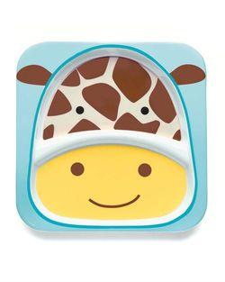 Тарелка Skip Hop Zoo Жираф