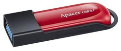 USB Flash Drive Apacer AH25A 16GB Black RP (AP16GAH25AB-1)