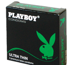 Prezervativele Playboy