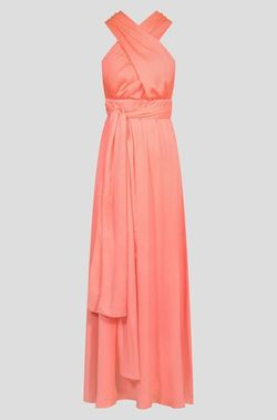 Платье ORSAY Коралловый 467314 orsay