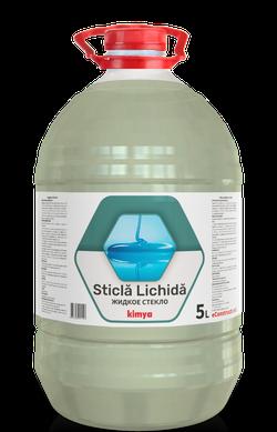 Sticla sodica lichida Kimya 1 l