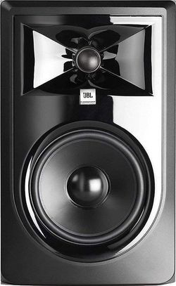 купить Колонки Hi-Fi JBL 306PMKII-EU, black в Кишинёве