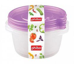 Container BYTPLAST 4311522 Fresh (set 3 buc/0.75 L)