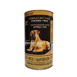 Nutritdog Premium курица + рис