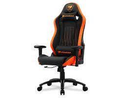 Gaming Chair Cougar EXPLORE Black/Orange
