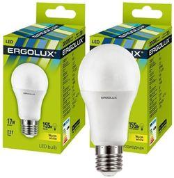 Bec LED Ergolux LED A60 17W E27 3000K 13179