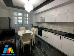 Apartament 2 camere + living, sect. Rîșcani, bd.Moscovei.