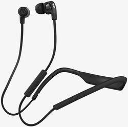 купить Наушники беспроводные Skullcandy SMOKIN BUDS 2 wireless in-ear Black/Black/chrome в Кишинёве
