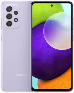 cumpără Smartphone Samsung A525 Galaxy A52 4/128Gb LIGHT VIOLET în Chișinău