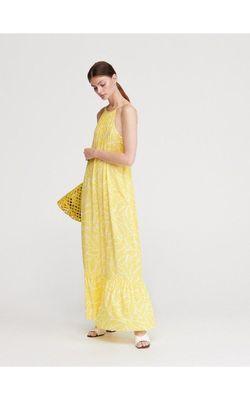 Платье RESERVED Желтый xf940