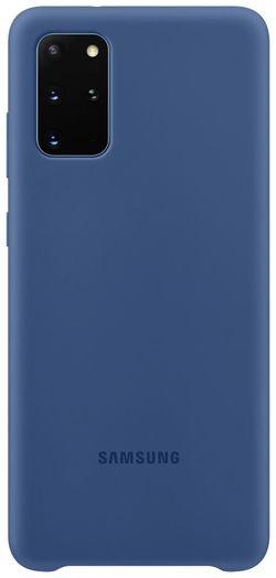 купить Чехол для смартфона Samsung EF-PG985 Silicone Cover Navy в Кишинёве