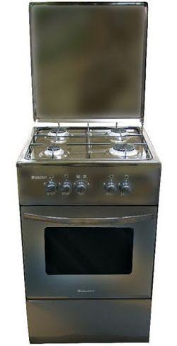 Газовая плита Edelweiss F5C40G2-KC BR