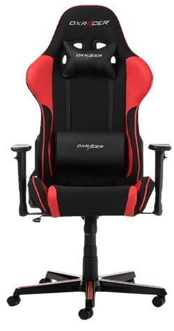 купить Gaming кресло DXRacer Formula GC-F11-NR-H1, Black/Black/Red в Кишинёве