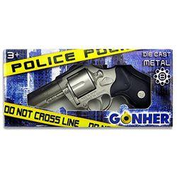 Полицейский револьвер (8 зарядный), код 44065