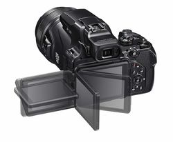 Aparat foto digital Nikon Coolpix P1000 Black