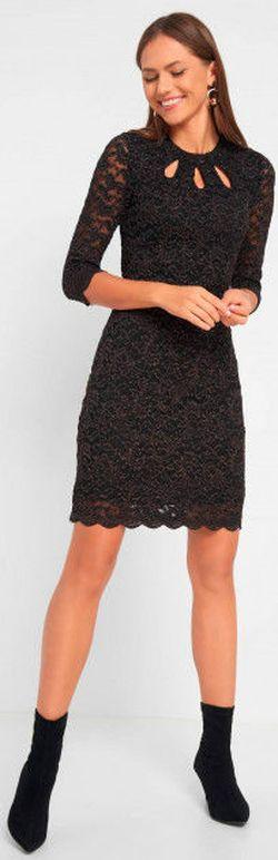 Платье ORSAY Чёрный 468104 orsay