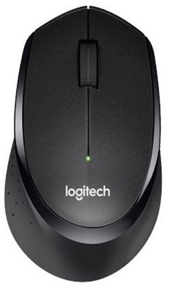 купить Мышь Logitech B330 Silent Plus Black в Кишинёве