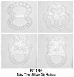 Teether Silicon Babytime BT196