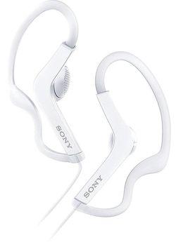 купить Наушники с микрофоном Sony MDRAS210W в Кишинёве