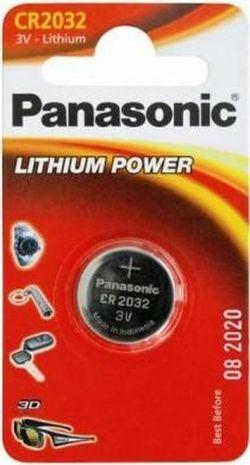 купить Батарейка Panasonic CR-2032EL/1B в Кишинёве