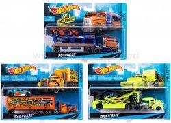 ROCK RACE Тир с спортивной машиной Hot Wheels, код BDW51