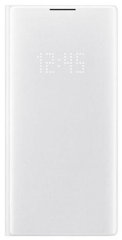 купить Чехол для смартфона Samsung EF-NN975 LED View Cover White в Кишинёве