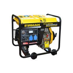 Генератор FIRMAN SDG 4000 CL AC 220В 2.8 кВт дизель