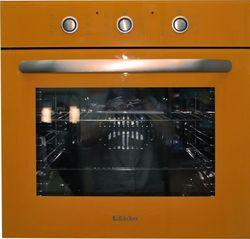 купить Встраиваемый духовой шкаф электрический Backer HCO-66M6F Yellow в Кишинёве