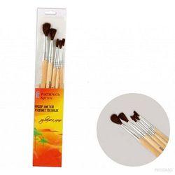 Set pensule 5 buc (N1-5)
