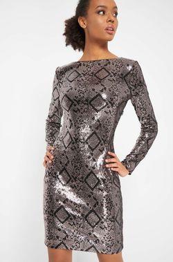 Платье ORSAY Чёрный 467262 orsay