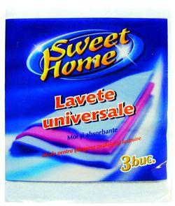 Домашние тряпочки 3 шт Sweet Home