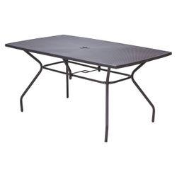Металлический стол MELFI