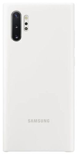 cumpără Husă telefon Samsung EF-PN975 Silicone Cover White în Chișinău