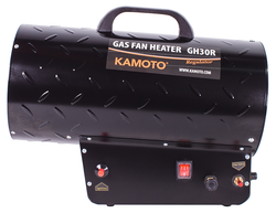 Generator de aer cald Kamoto GH 30R