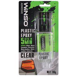 WINSO Adeziv epoxidic plastic 30gr 300600