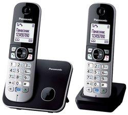 DECT телефон Panasonic KX-TG6812UAB