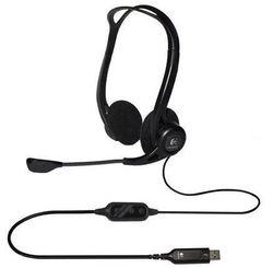 купить Наушники с микрофоном Logitech 960 Black в Кишинёве