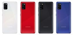 Samsung Galaxy A41 4/64GB Blue, Black, White, Red