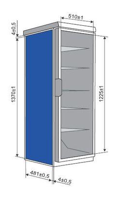 Холодильная витрина Snaige CD290 1004-00SN00