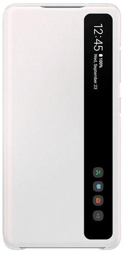 cumpără Husă pentru smartphone Samsung EF-ZG780 Smart Clear View Cover White în Chișinău