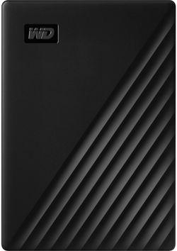 купить Внешний жесткий диск Western Digital My Passport 1 TB Black WDBYVG0010BBK-WESN в Кишинёве