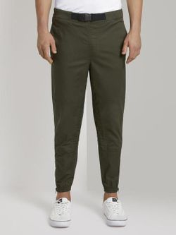Pantaloni TOM TAILOR Verde inchis 1020344 tom tailor