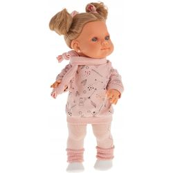 Doll Farita cu o eșarfă, 38 cm Cod 2269