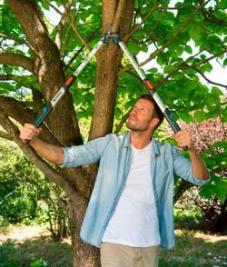 Ножницы садовые Gardena TelCut 650-900 (12009-20)