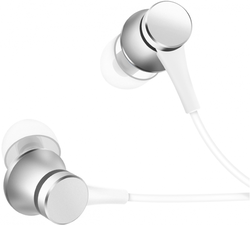 Наушники Xiaomi Mi In-Ear Headphones Basic, Silver