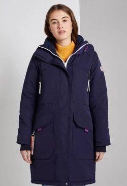 Куртка Tom Tailor Синий tom tailor 1012352