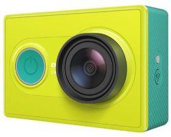cumpără Cameră de acțiune Xiaomi Yi Action Camera, Green (Mi_00129) în Chișinău