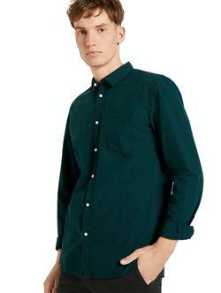 Рубашка TOM TAILOR Темно зеленый 1022744 tom tailor