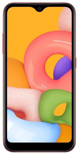 купить Смартфон Samsung A015/16 Galaxy A01 Red в Кишинёве